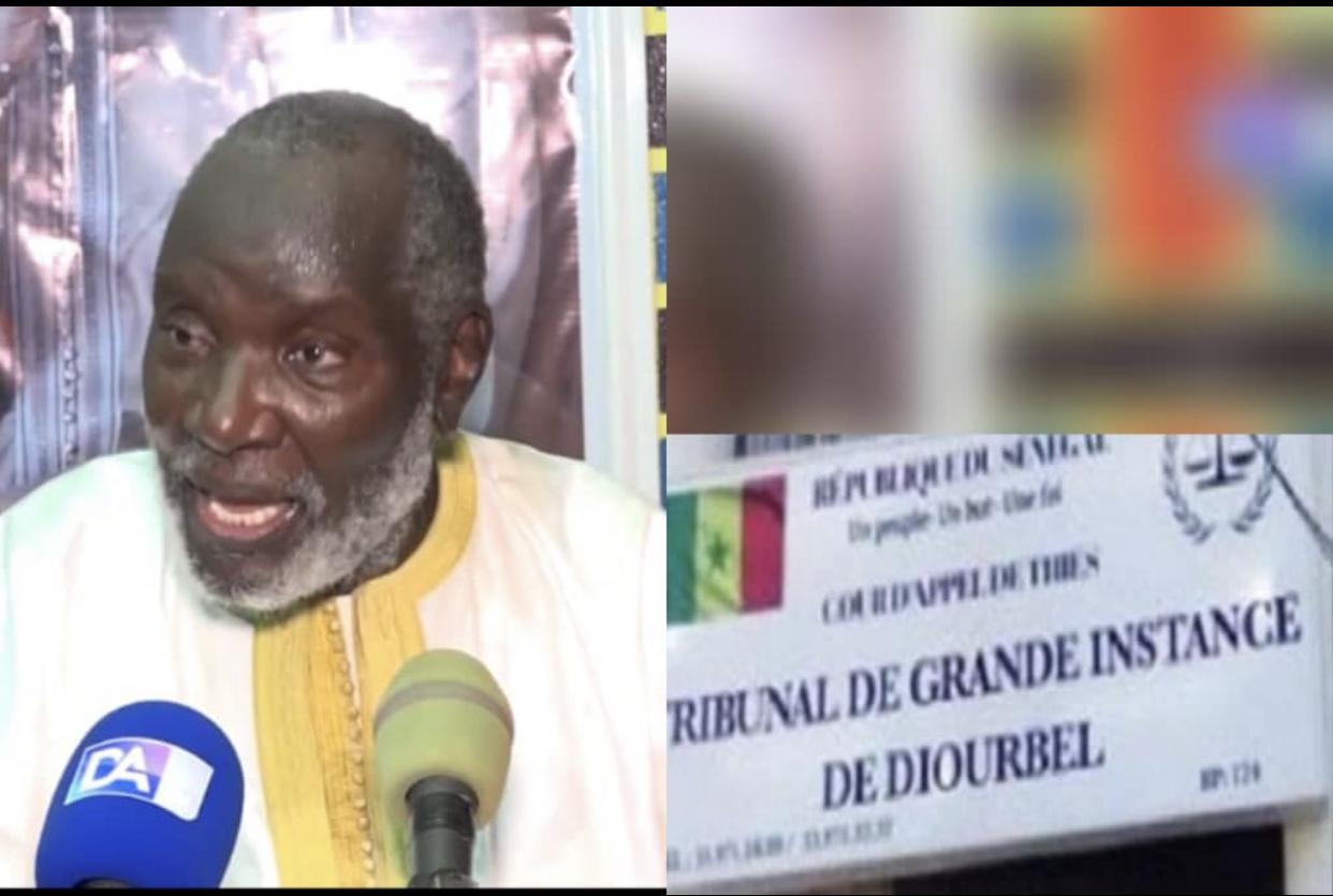 TRIBUNAL DE DIOURBEL - Frictions entre Me Babou et le substitut du Procureur / «C'est un règlement de comptes» (Modou Diop Diaobé)