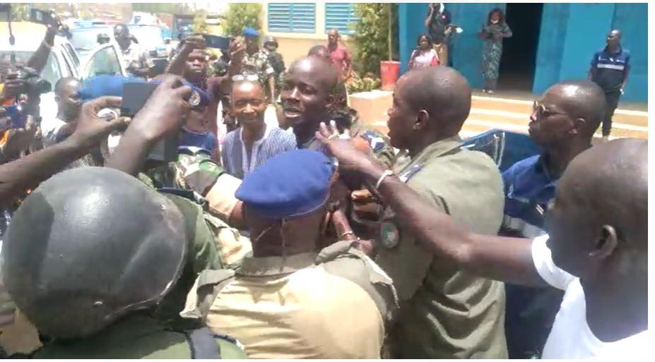 « Bris » de prison : pour quatre jours de cavale, Boy « Djinné » risque entre 4 et 5ans d'emprisonnement ferme