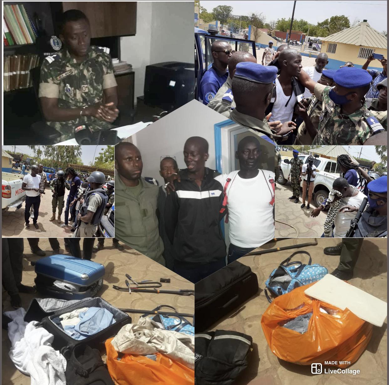 Tambacounda / Arrestation de Boy Djinné: « Nous allons organiser le transfèrement dès que ce sera possible» (Colonel Davy Mané)