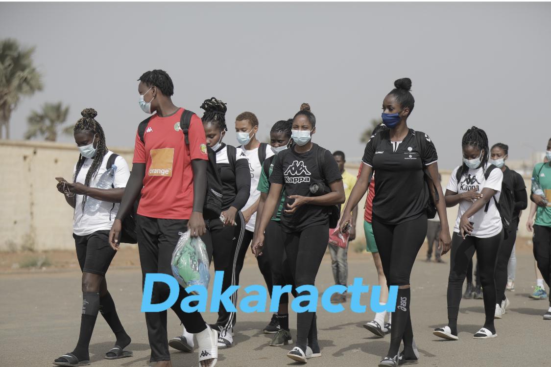 Préparation CAN Handball féminine / Suite à un retard dans la réception de leurs bagages : Certaines joueuses menacent de ne pas quitter Dakar, la compagnie Air Sénégal incriminée…