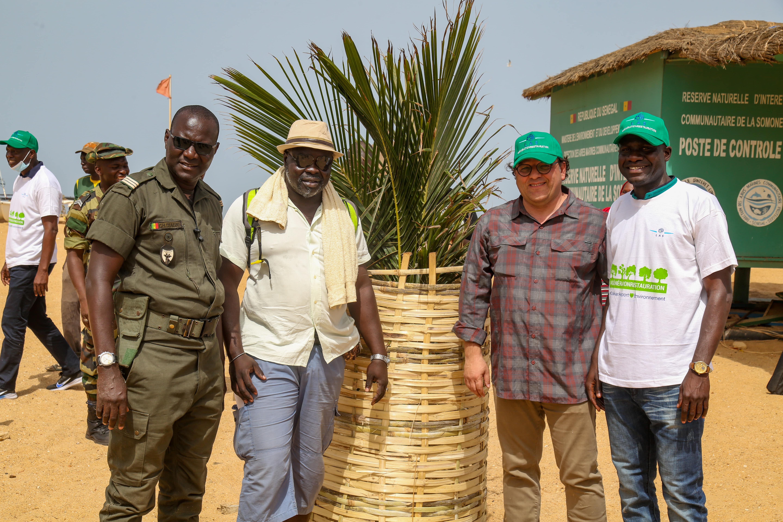Journée Mondiale de l'Environnement : Le gestionnaire de l'Aéroport Dakar Blaise Diagne s'engage pour la protection de l'environnement autour de l'Aire Marine Protégée de Somone.