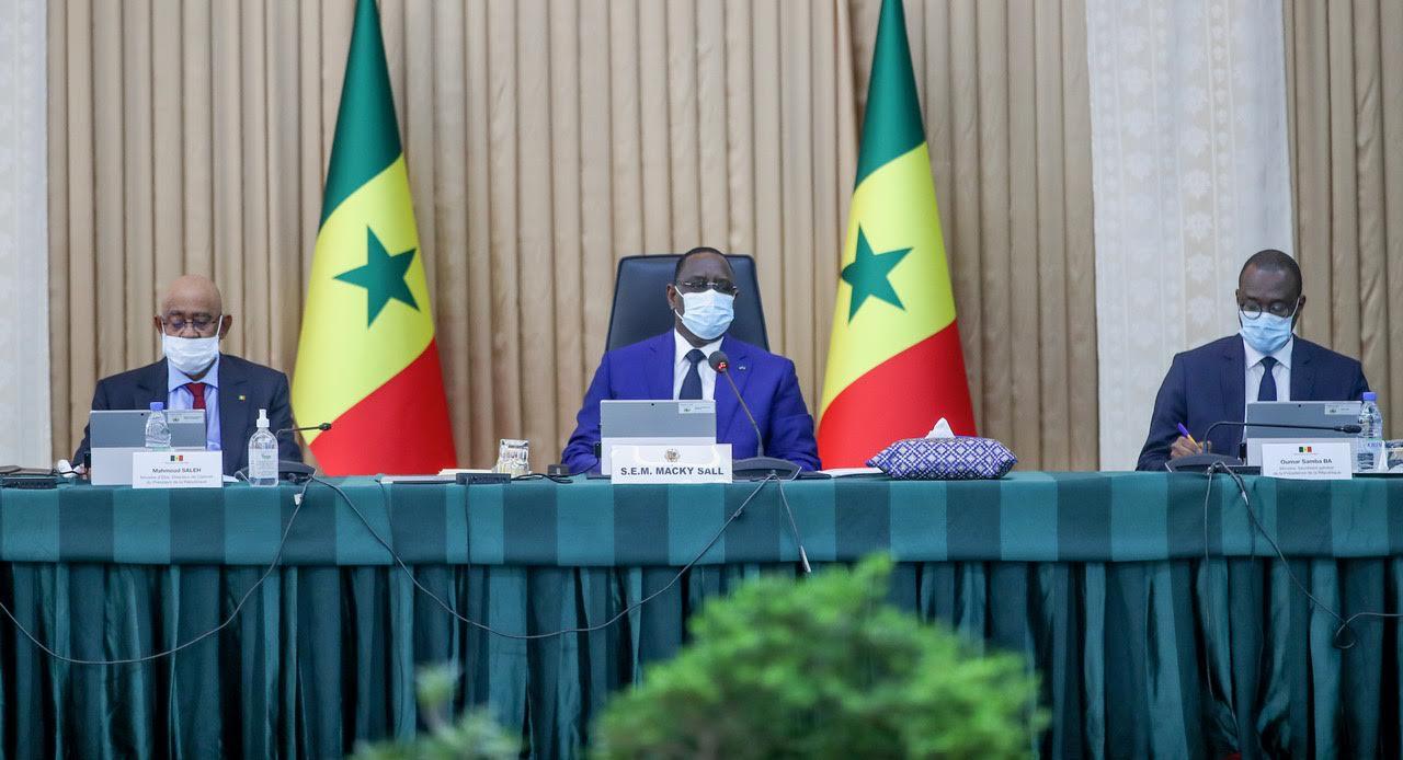 La nomination en conseil des ministres du Jeudi 03 Juin 2021.