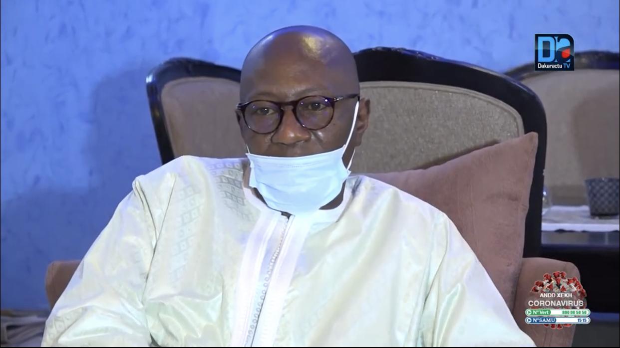 Accident tragique des reporters du groupe Léral : les condoléances du ministre de la communication Abdoulaye Diop