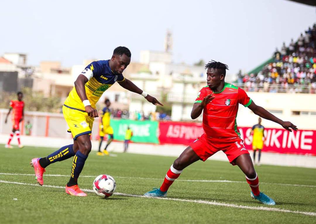 Match en retard / 13 ème journée L1 : L'AS Pikine et Teungueth FC partagent les points, le Jaraaf tombe contre Mbour Petite-côte...