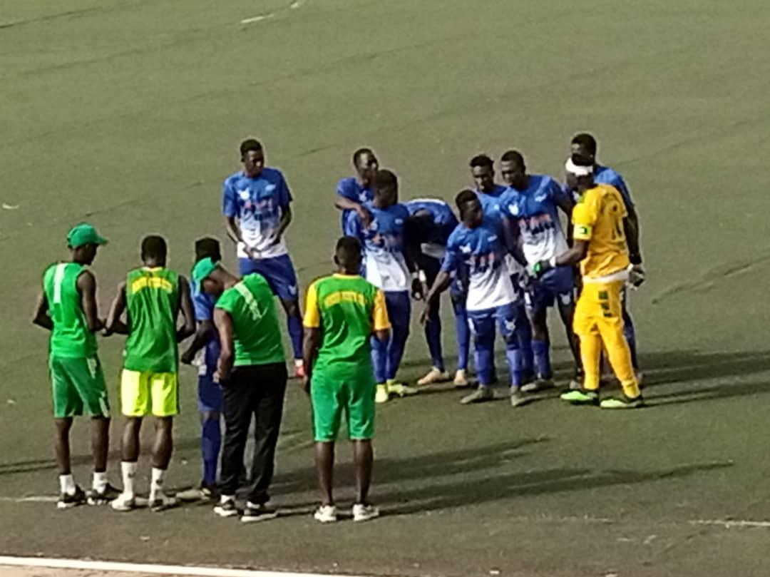 Kaolack / Ligue 1 : Mbour Petite Côte bat le Jaraaf sur le score d'1 but à 0.