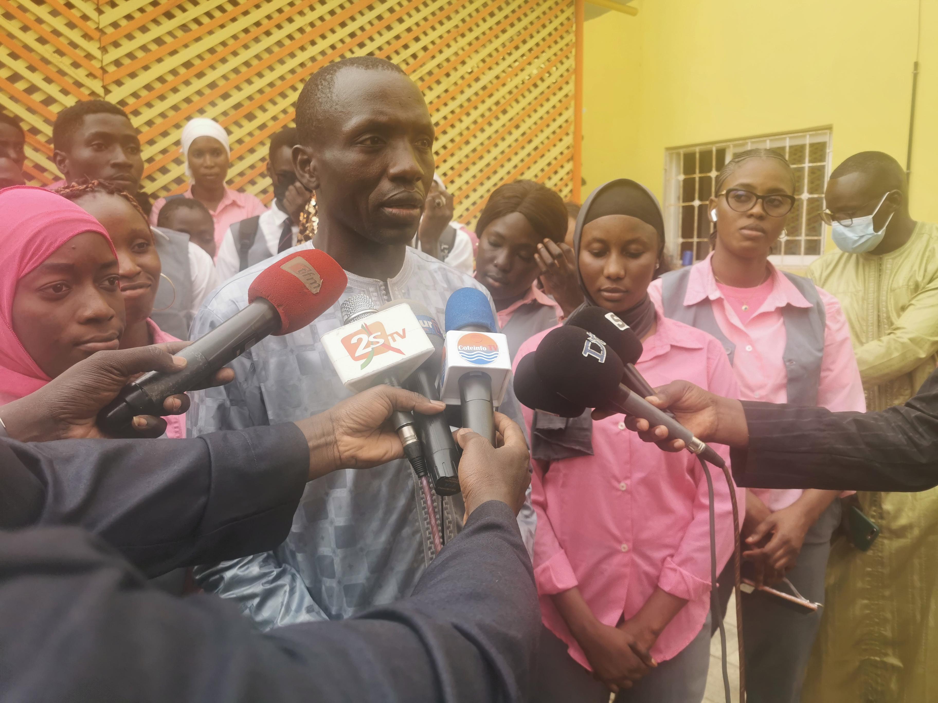 Nianing / Plainte contre 25 personnes de la commune de Malicounda par Guy Marius Sagna : «Nous irons répondre le jour j... Nous sommes pour la liste unique dans les locales»
