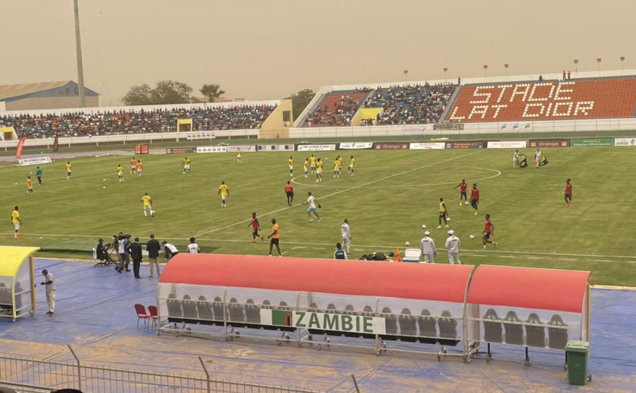 Sénégal - Zambie : voici le onze de départ aligné par Aliou Cissé.