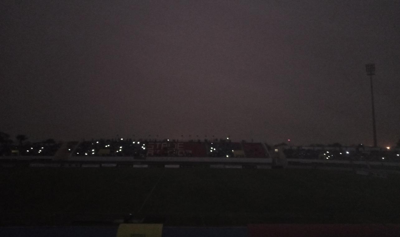 Coupure d'électricité : Black-out au stade Lat Dior, à la mi-temps du match Sénégal - Zambie