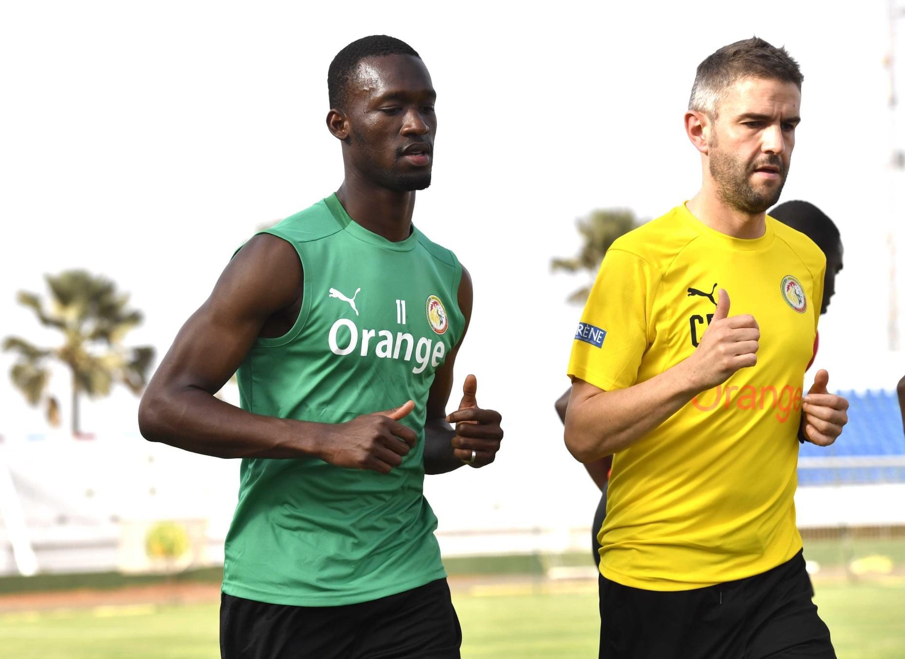 Équipe nationale : Atteint d'une pubalgie, Abdallah Sima incertain contre le Cap-Vert.