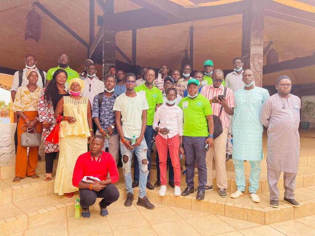 Mbour : Les jeunes de l'AJPAD réunis pour une journée d'échanges sur le projet de construction du port en eau profonde de Ndayane