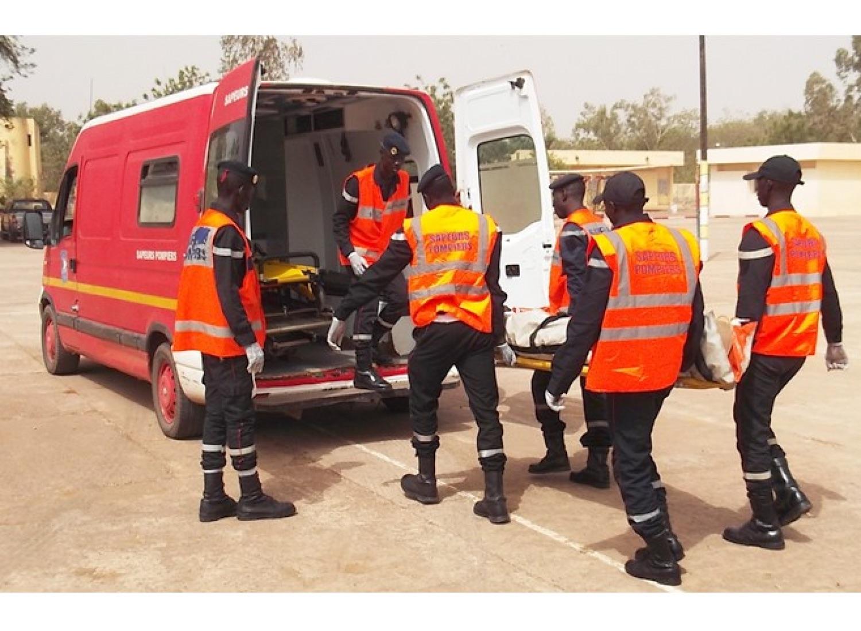 Kaffrine / Collision entre un camion et un véhicule «07 places» : 02 morts et plusieurs blessés.
