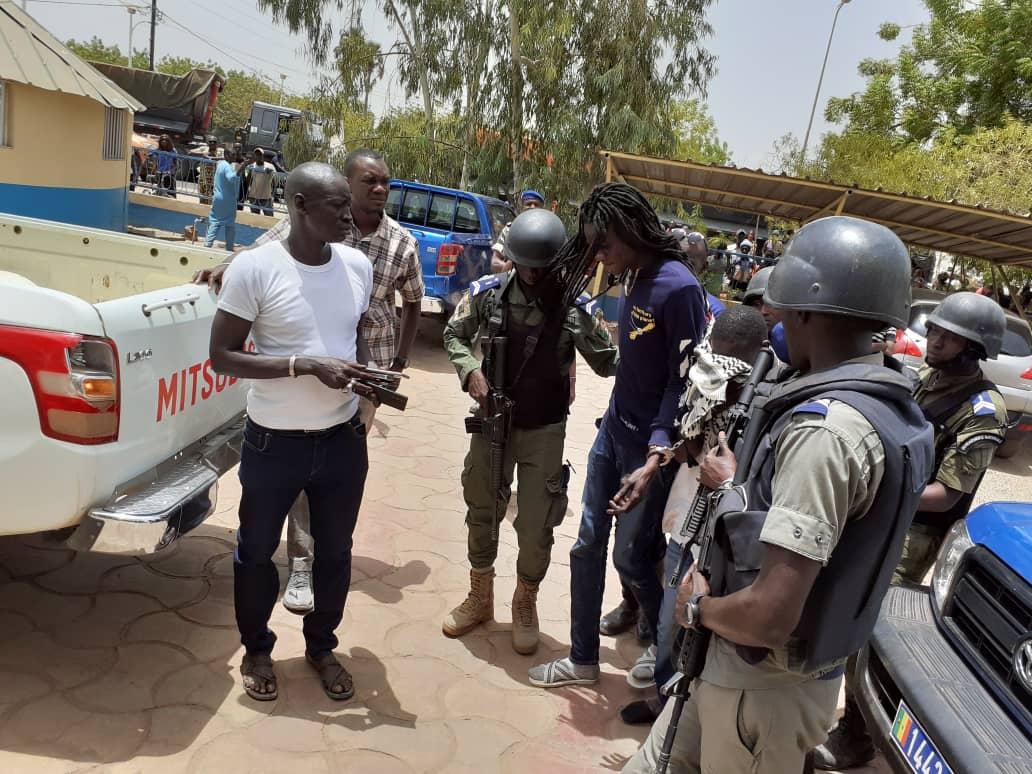 Exclusivité Dakaractu : Suicide de Abdou Faye, un des complices de « Boy Djinné » au commissariat central