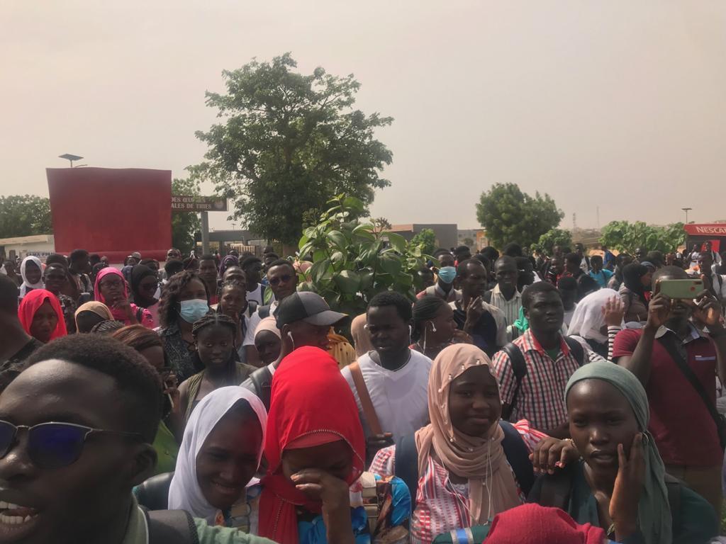 UIDT-Thiès / Les étudiants décrètent 24h renouvelables : Des bourses bloquées, des représentants de l'amicale sous menace d'expulsion écopent des zéros…