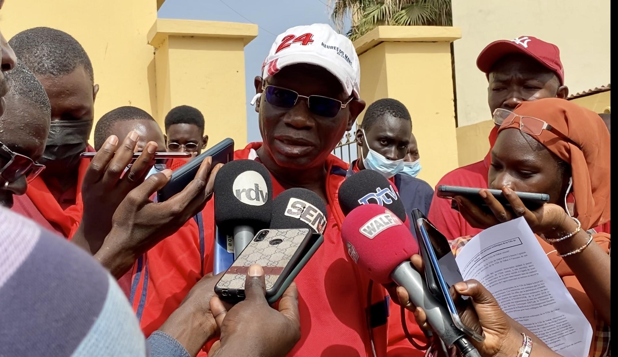 Ville de Dakar : Les agents des services techniques alertent sur les abus des autorités municipales...