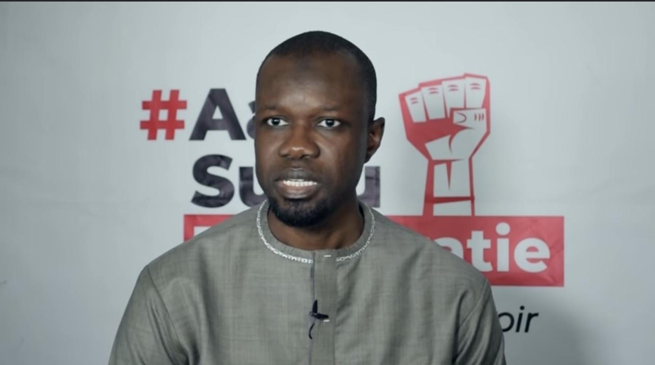 Rassemblement du M2D / Ousmane Sonko déterminé : «Macky Sall a entamé des tournées politiques pour se 'rassurer'... Qu'il verse dans des menaces ou intimidations, nous allons lutter pour la libération des 8 détenus...»