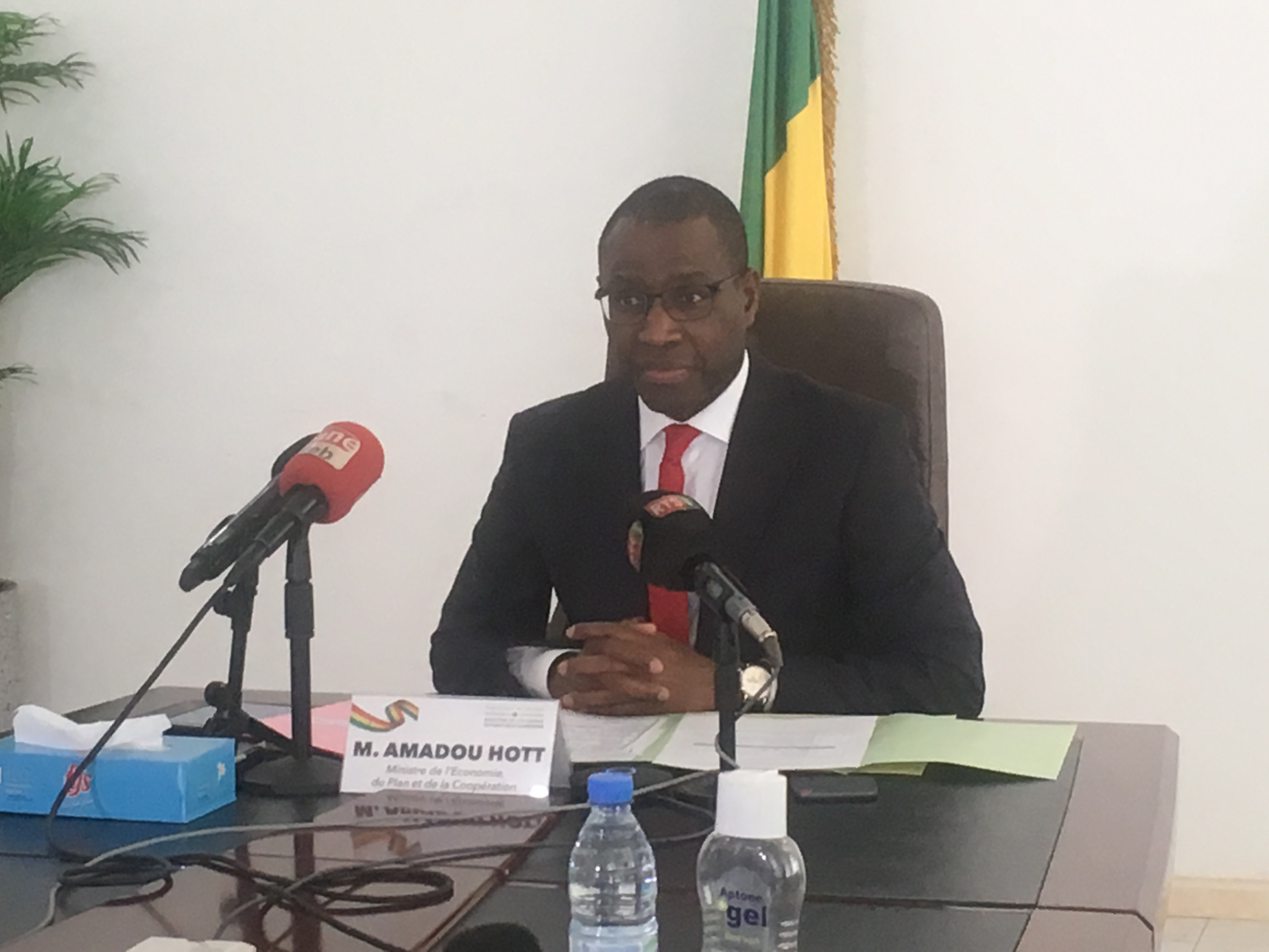 Revue annuelle conjointe : 45 millions d'Euros soit plus de 29 milliards FCFA investis à travers la coopération entre le Sénégal et l'Italie.