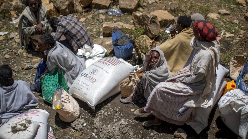 Ethiopie : La famine menace 350 000 personnes au Tigré, alerte l'ONU.