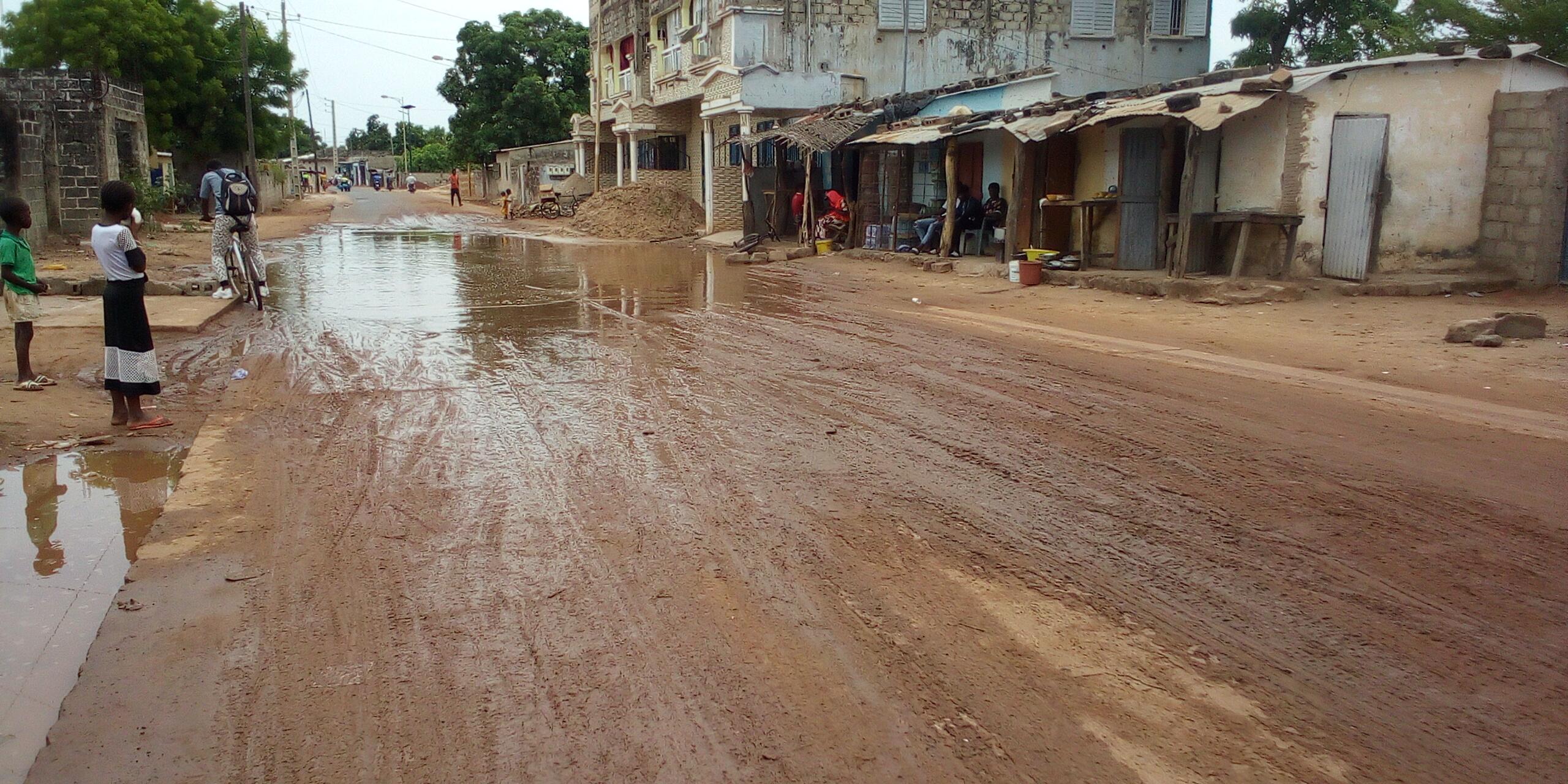 Hivernage à Kolda : Quel plan pour les inondations… Les populations encore dans la psychose.