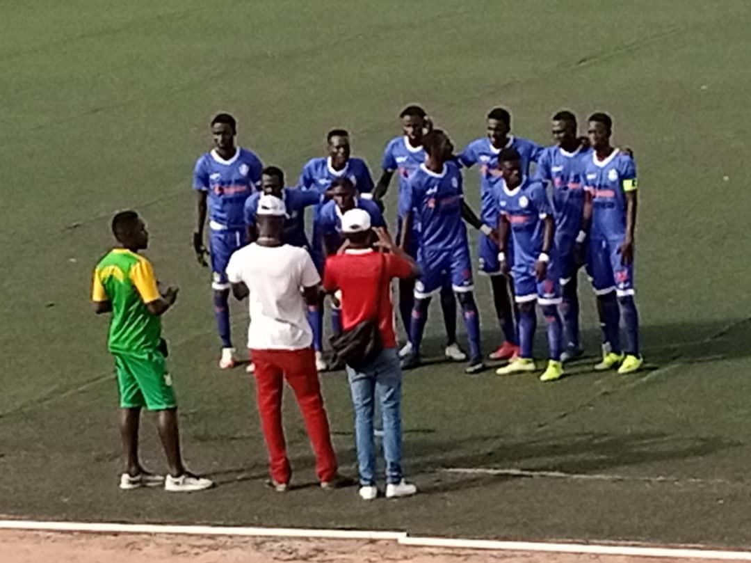 Kaolack / Ligue 1 : Le derby Mbour Petite Côte-Stade de Mbour tourne en faveur des pélicans sur le score d'un but à 0.