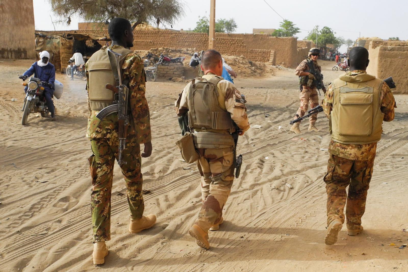 MALI: Plusieurs cadres de l'EIGS arrêtés par l'armée française.
