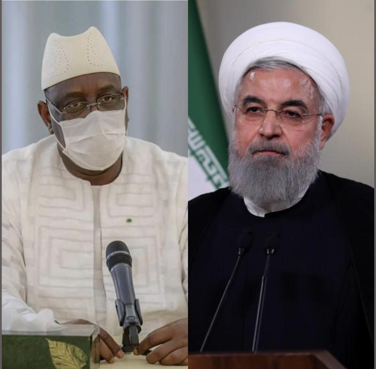 Diplomatie : Le message positif du président Iranien sur les relations sénégalo-iraniennes.