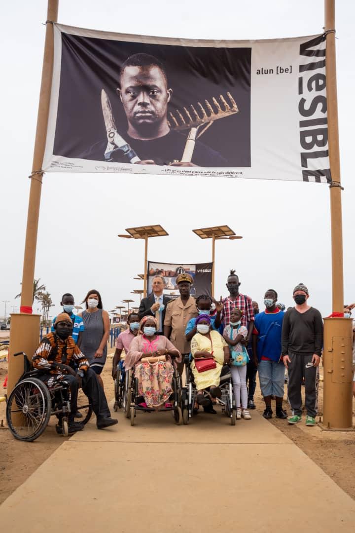 Exposition photographique: «VIeSIBLE » pour donner un visage et une voix aux personnes les plus vulnérables