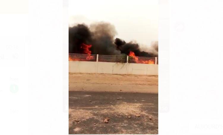 Ndouloumadji : les raisons de l'incendie d'une partie de la maison du Chef de l'État et des saccages dans le village du Président