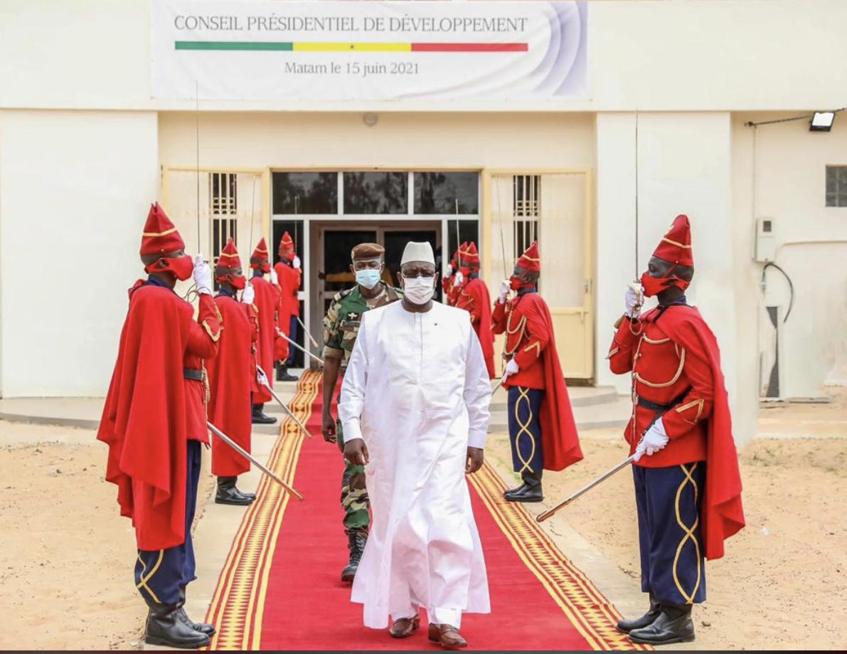 Investissements publics à Matam : Le président Macky Sall porte le montant à 450 milliards au lieu 381 milliards.