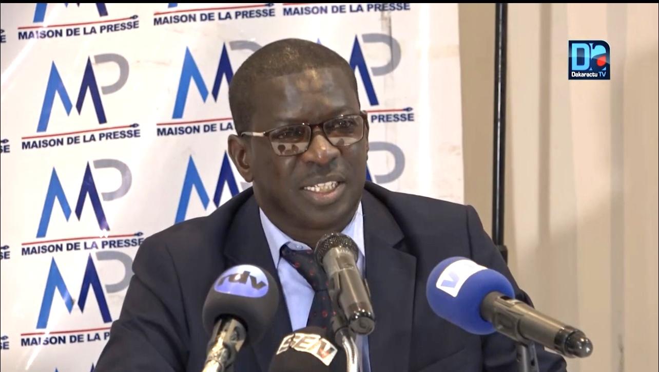 Conseil de gestion du Fonds d'Appui et de Développement de la Presse (FADP) : Ousseynou Dieng nommé par arrêté  Administrateur