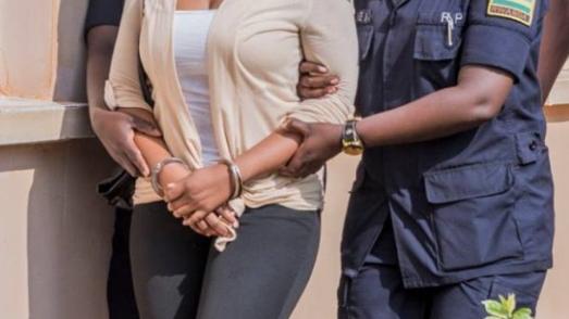 Ramatoulaye Diatta arrêtée pour avoir versé de l'eau chaude sur Adèle Binette Himbane.