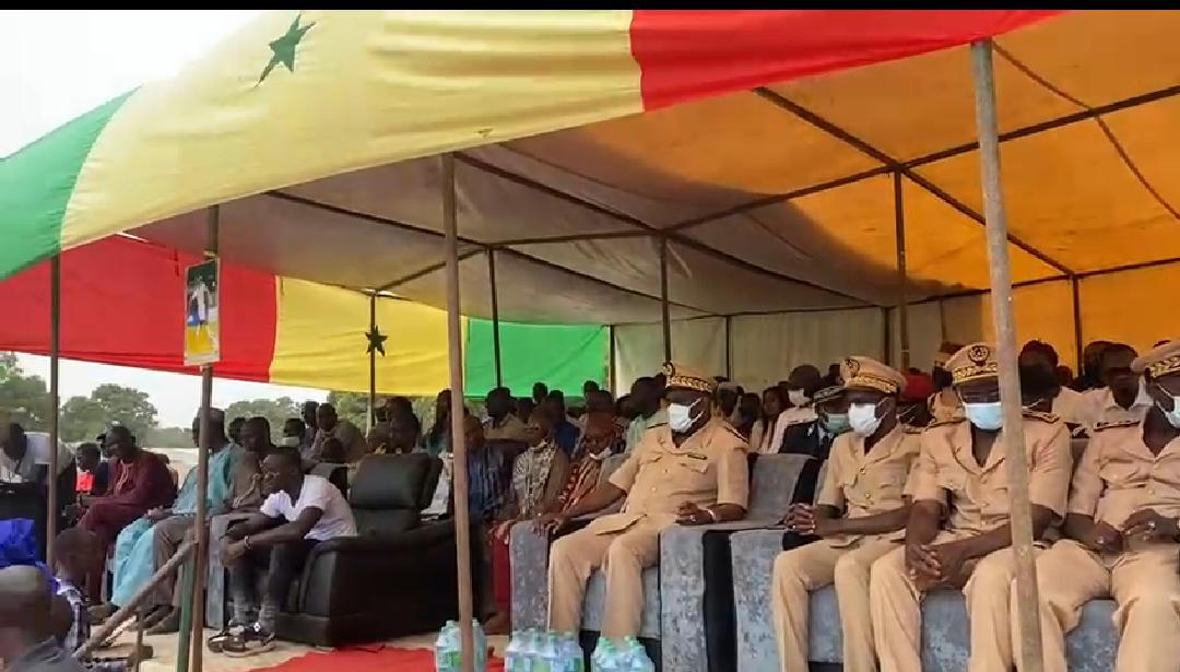 Hôpital de Bambali : Sadio Mané a officiellement procédé à l'inauguration ce dimanche...