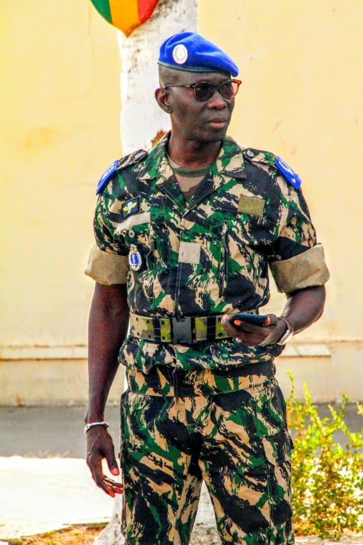 Sécurité : le Haut commandant de la gendarmerie pour des opérations de sécurisation menées régulièrement sur l'étendue du territoire