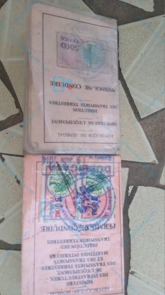 Mboro/ Démantèlement d'un réseau de confection de fausses cartes grises : Des cachets du commissariat de Dakar et du service régional des transports terrestres de Thiès retrouvés entre les mains des faussaires