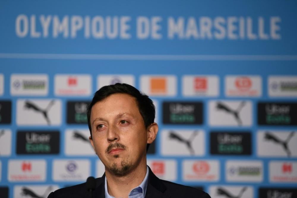 FOOTBALL ; Au sortir d'une saison moyenne, l'Olympique de Marseille se montre actif sur le marché des transferts.