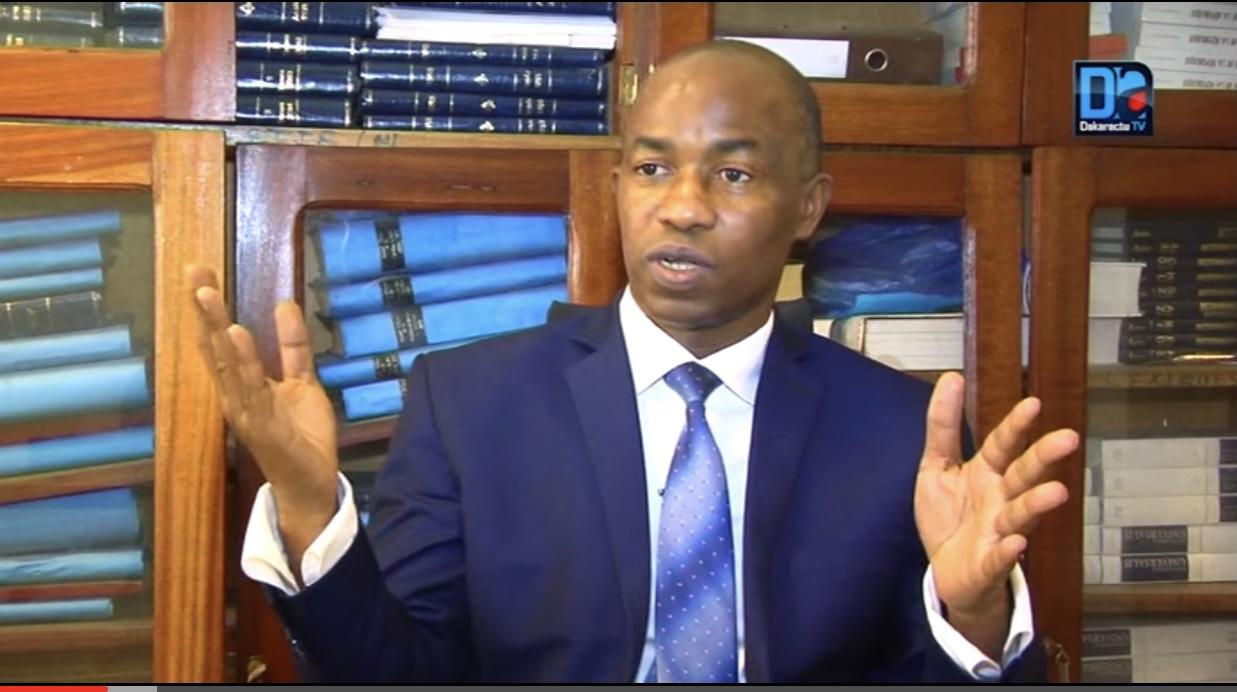 ENTRETIEN - Frais de mission au Tchad, décision du magistrat Ciré Aly Ba, contentieux avec Mandiambal : Le juge Souleymane Téliko sans détours…