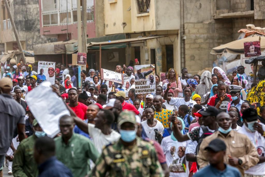 Lancement PROMOGED : Cheikh Mbacké Ndiaye salue la vision du président Macky Sall et lui renouvelle sa confiance