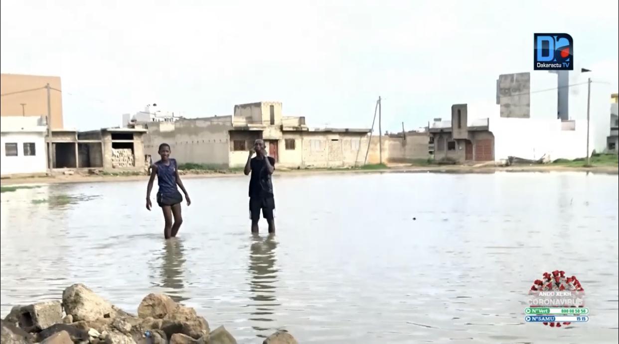 Hivernage : Premières pluies à Dakar et la plupart des régions du pays.