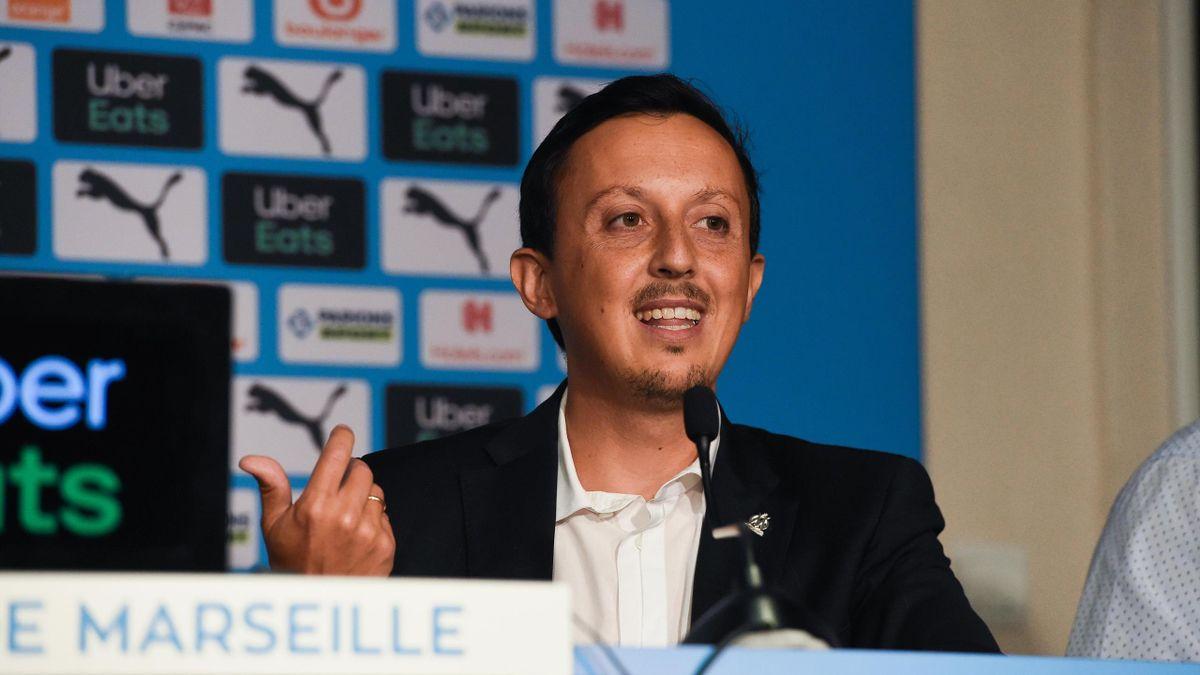 FOOTBALL : Très actif en ce début de mercato, Pablo Longoria souhaite enrôler au plus vite un gardien de but afin de concurrencer Steve Mandanda.