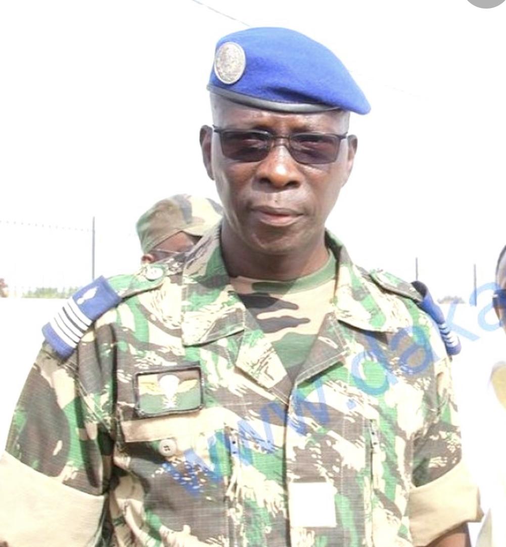 Nouveau Haut commandant de la Gendarmerie : Le Général de Division Moussa Fall installé dans ses fonctions ce 1er juillet.