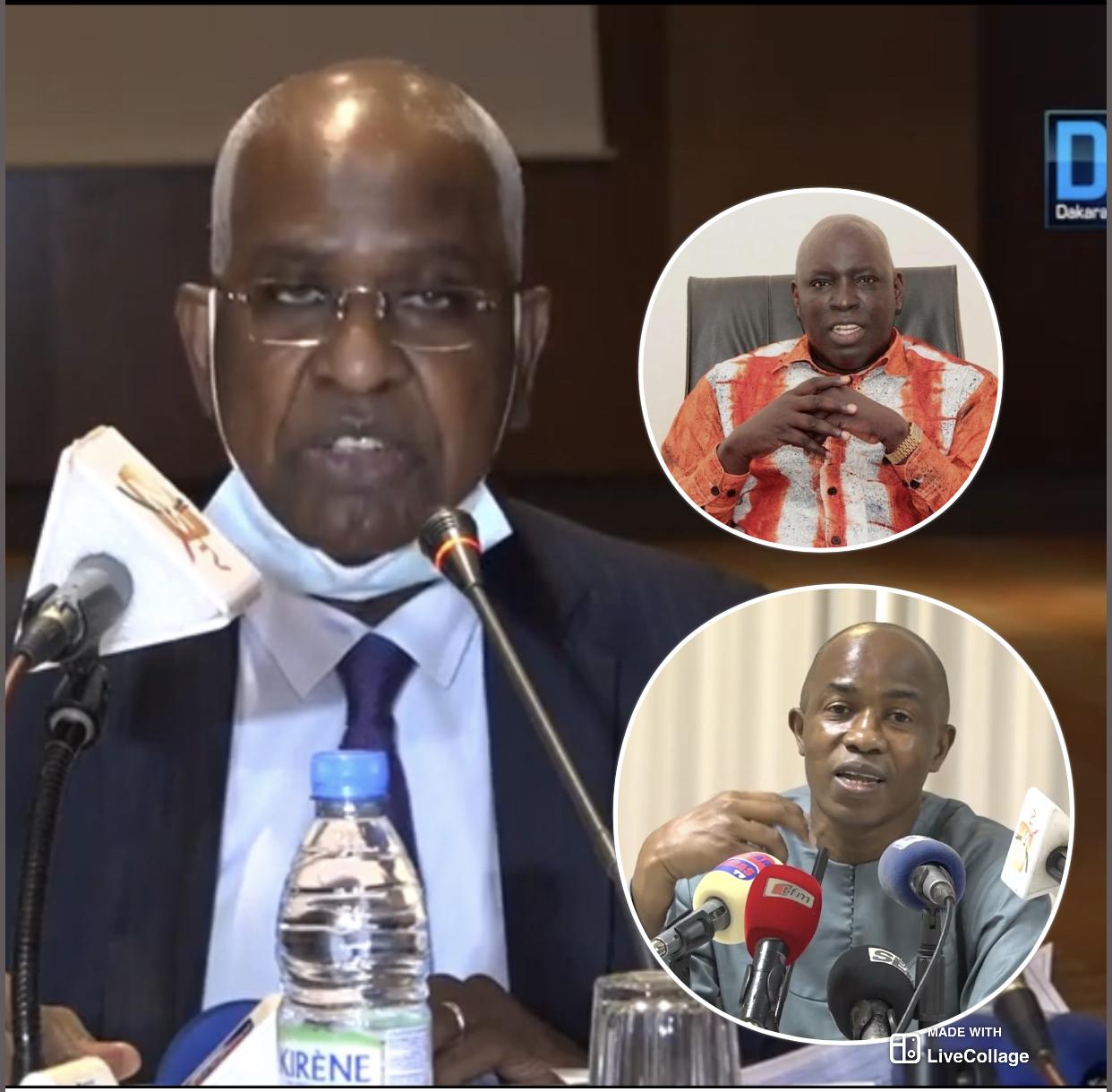 Pour avoir été accusé de viol : Le ministre de la Justice autorise Madiambal Diagne à poursuivre le magistrat Souleymane Téliko.
