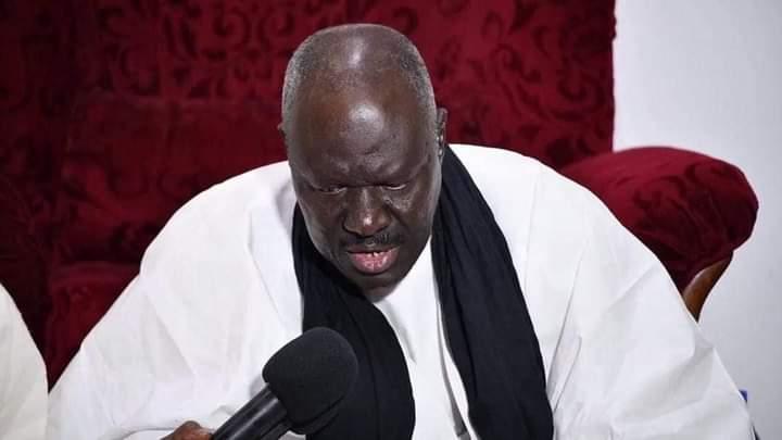 NÉCROLOGIE - Touba en deuil avec le rappel à Dieu de Serigne Mame Mor Mbacké Ibn Serigne Fallou.