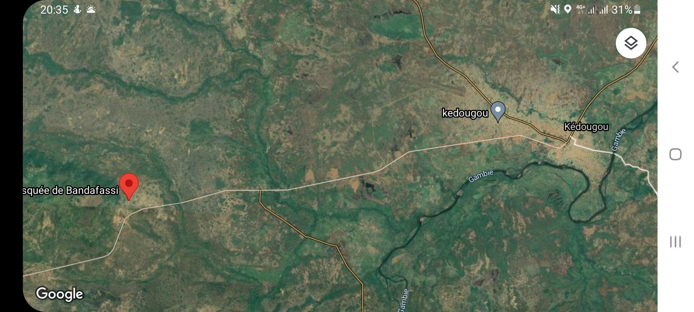 Kédougou / Accident : 4 morts, dont deux élèves, entre Bandafassy et Kédougou.