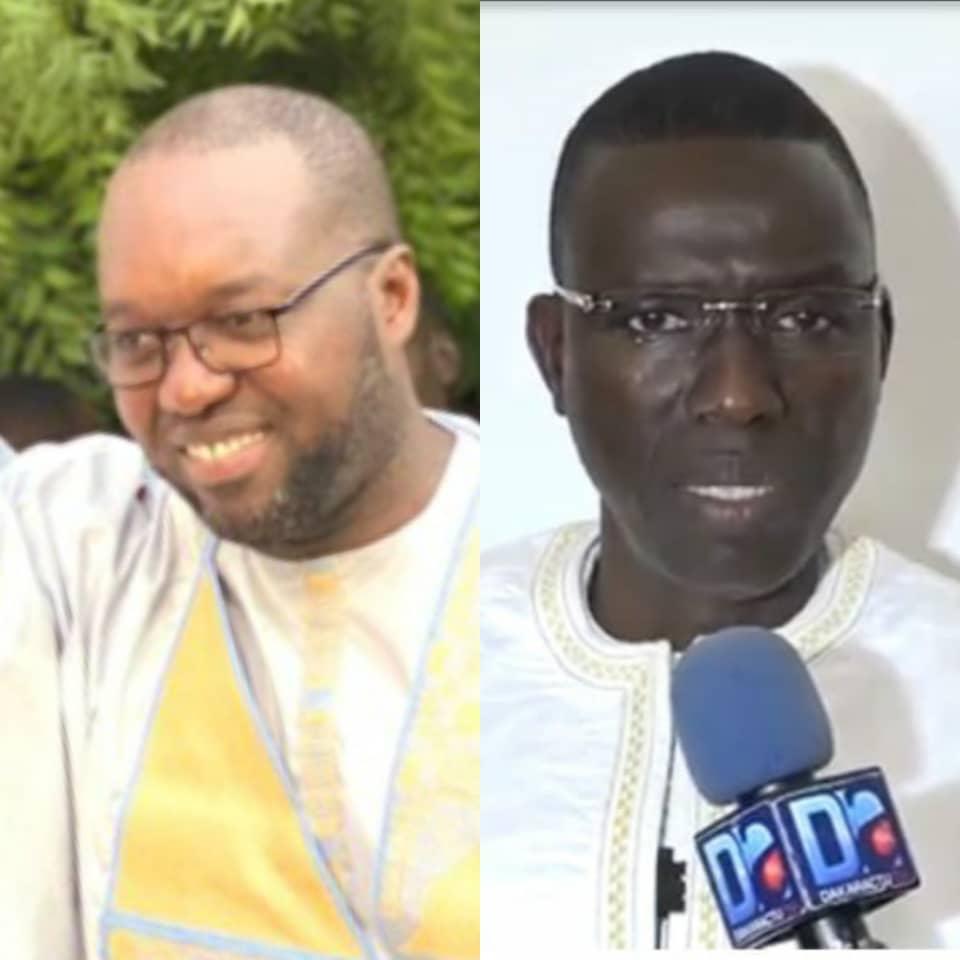 LOCALES À DIOURBEL /  Des lieutenants du DG du Crous de Bambey précisent que leur leader n'a jamais été et ne sera jamais derrière Dame Diop.