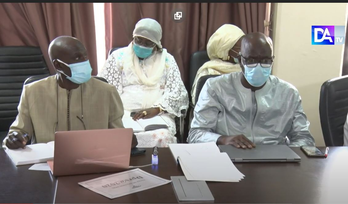 Le Dr Mamadou Ndiaye annonce une mauvaise nouvelle : « il n'y a pas de vaccins notamment à Dakar et à Thiès. »