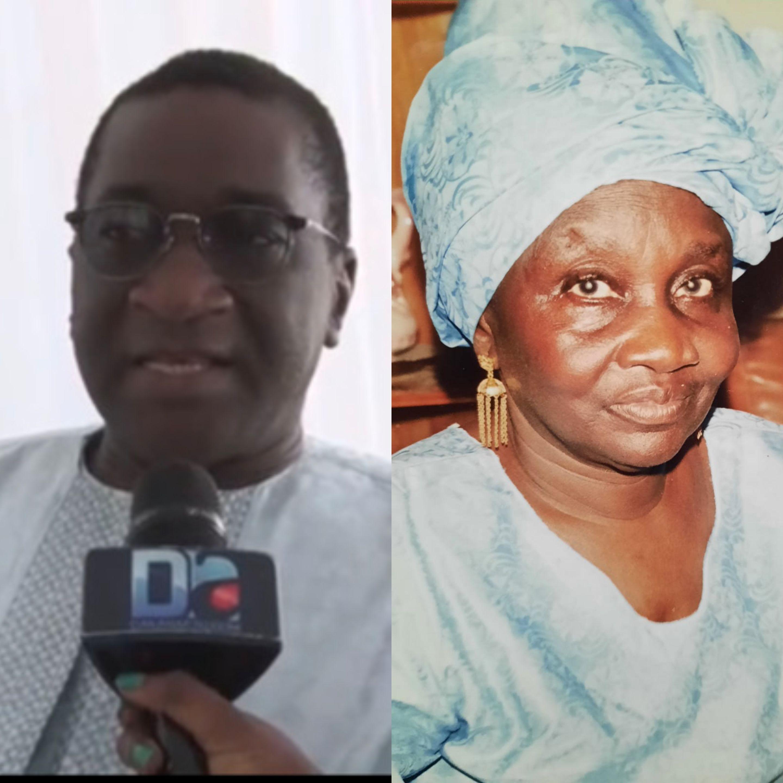 Mamadou Racine Sy est en deuil : Il a perdu sa mère à Paris