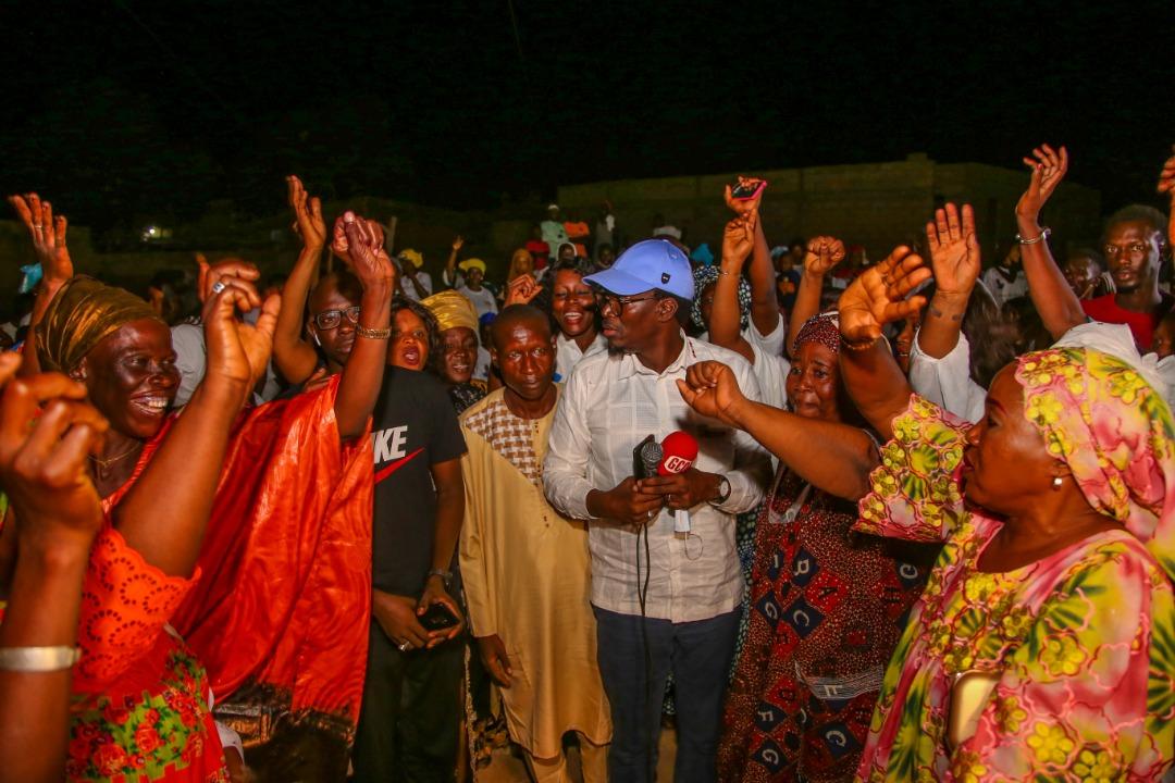 Tambacounda : Mamadou Kassé renoue avec le forum des quartiers.