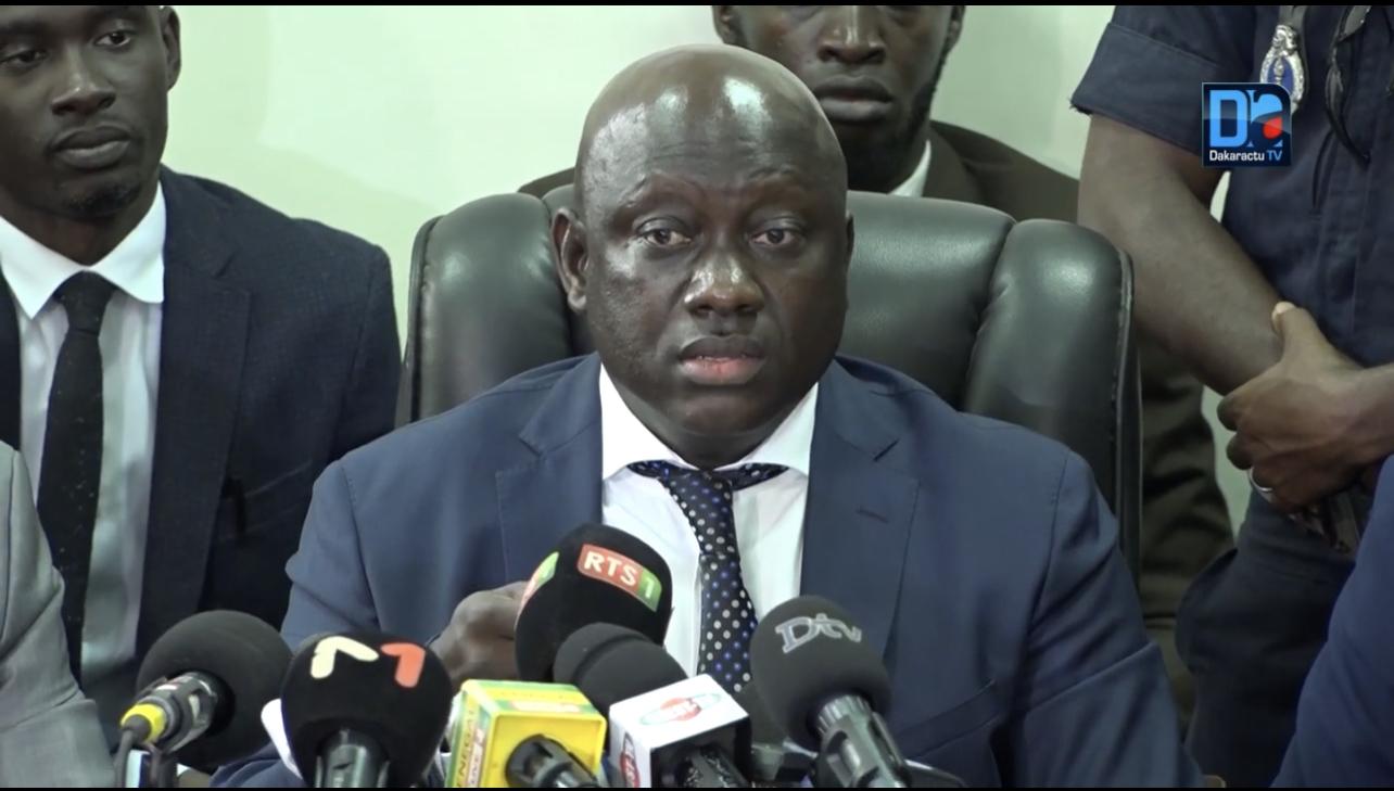 AVC et Remplacement supposé du Procureur Serigne Bassirou Guèye du parquet de Dakar : la vérité des faits sur les folles rumeurs d'une journée