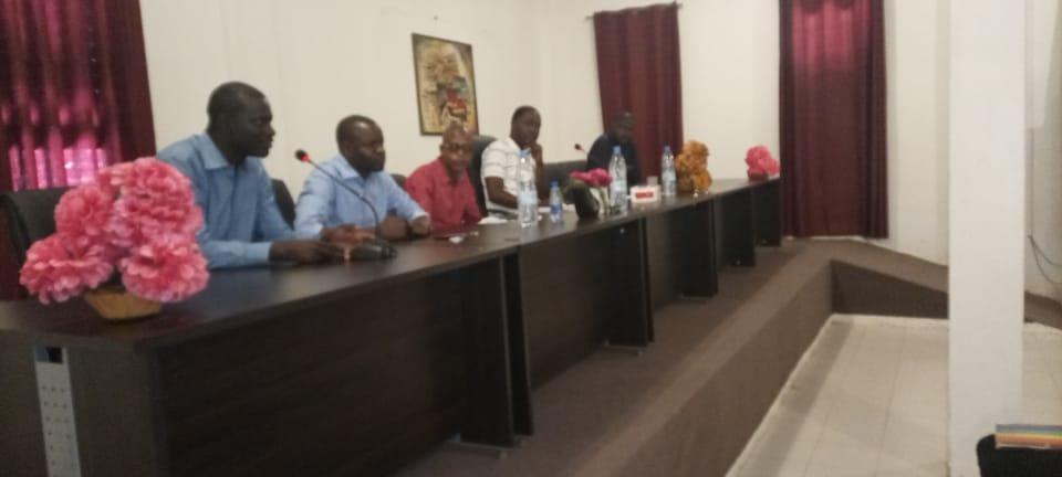 Ngoundiane : Le maire Mbaye Dione arme les élèves de Terminale, candidats au baccalauréat 2021.