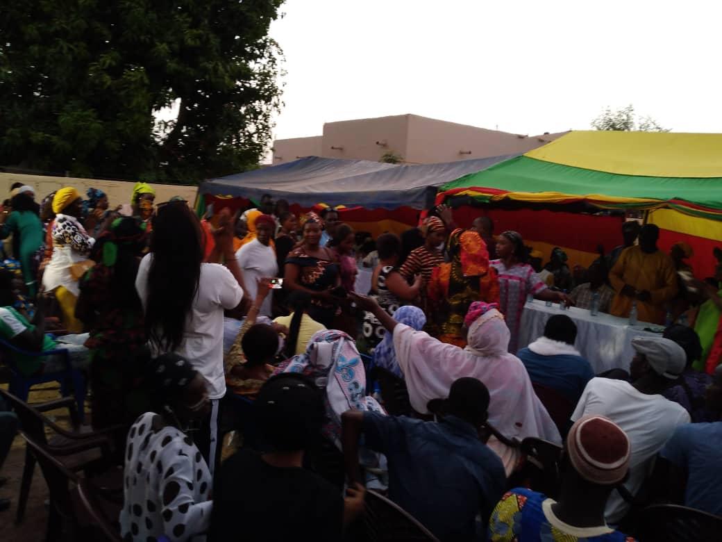 TAMBA / LOCALES 2022 : La coordination communale, sous la houlette de Mame Balla Lô, déchire la candidature de Sidiki Kaba.