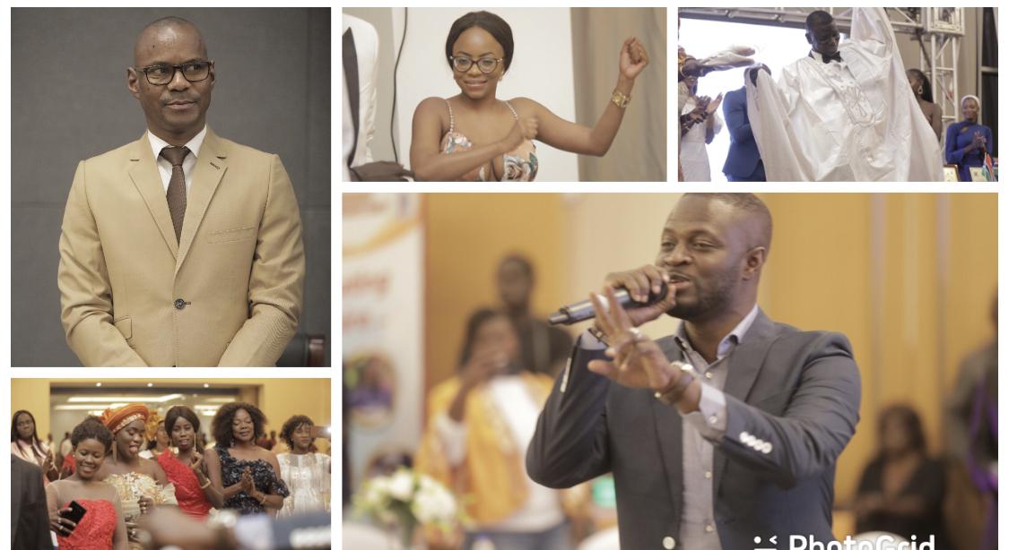 Gambie - Les plus belles photos du National sports Awards 2021 organisé par SJAG